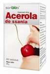 Acerola do ssania 60 tabletek