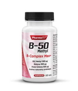 B-50 Methyl B-complex Max 60kp Pharmovit