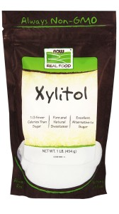 Ksylitol – 454 g Nowfoods