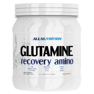 Glutamine recovery amino 500g Natural ALLNUTRITION