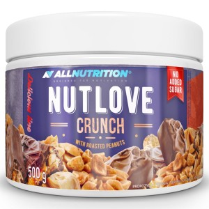 NUTLOVE 500 g CRUNCH ALLNUTRITION