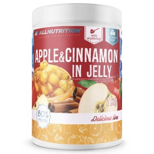 IN JELLY 1000 g APPLE & CINNAMON ALLNUTRITION