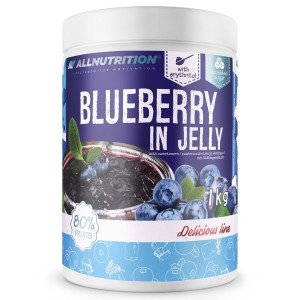 IN JELLY 1000 g BLUEBERRY ALLNUTRITION