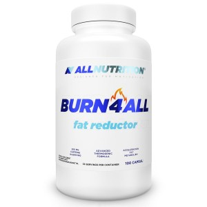 BURN4ALL FAT REDUCTOR 100 kap ALLNUTRITION
