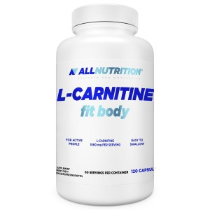 L-CARNITINE FIT BODY 120 kap ALLNUTRITION