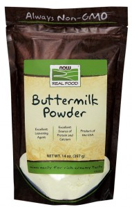 Buttermilk Powder – 397g Nowfoods