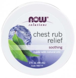 Chest Rub Relief – 59ml Nowfoods Nowfoods