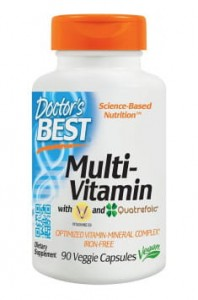 Best Multi-Vitamin - 90 vcaps DrBest