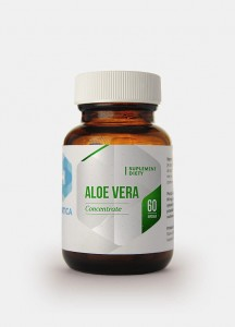 Aloe Live Concentrate 60 kaps. HEPATICA