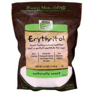 Erythritol, Pure - 1134g NOWFOODS