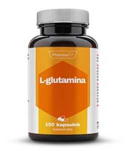 L-glutamina 625mg 150kaps Pharmovit