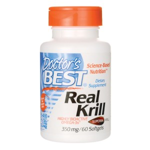 REAL KRILL 350mg 60kp DrBest