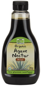 Agave AMBER organic 660ml Nowfoods