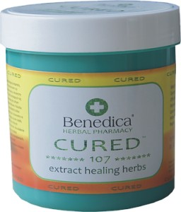 CURED 107 250ml Benedica