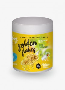 Golden Flakes 100gram Hepatica